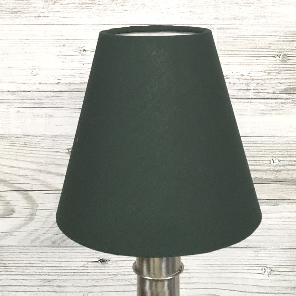 Wilma Candle Shade Dark Green